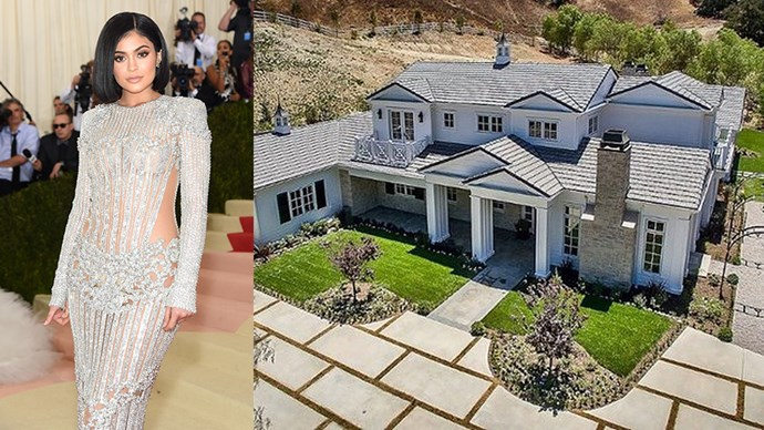 Inside the $8.3 million mansion of social media star and lipstick mogul Kylie Jenner. <br><br> All images courtesy of: Crisnet