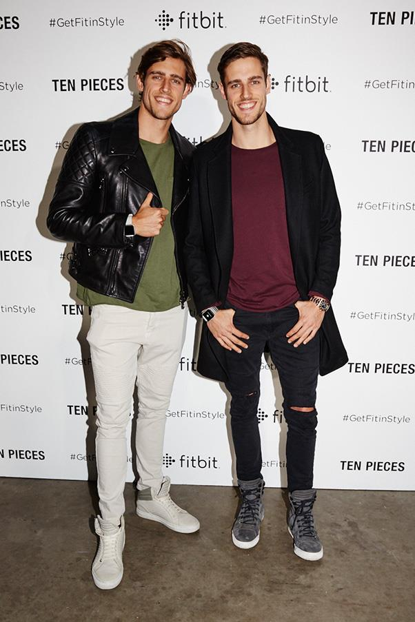 Zac and Jordan Stenmark at Ten Pieces