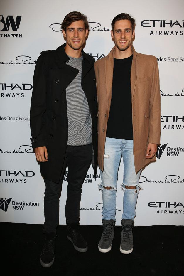Zac and Jordan Stenmark