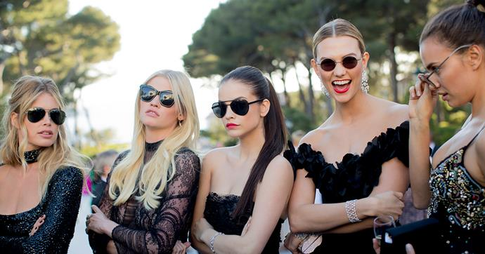 The best looks from the Cannes film festival, as they happen.