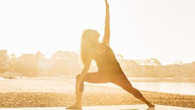 Jennifer Aniston's Yoga Guru On How To Find Your Zen