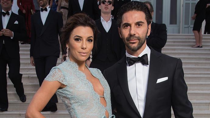 Eva Longoria Marries José Antonio Bastón in Mexico