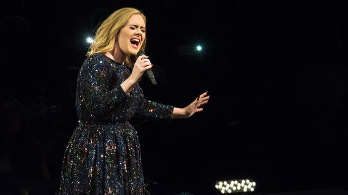 Adele Send Your Love Music Video