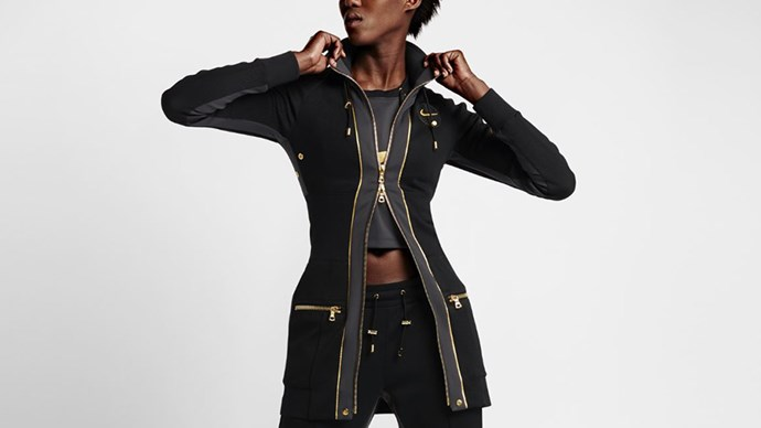 "Nikelab N98 Jacket X OR<br><br> Courtesy of <a href=""http://news.nike.com/news/nikelab-olivier-rousteing"">Nike</a>"