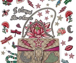 Gucci DIY Project Bags