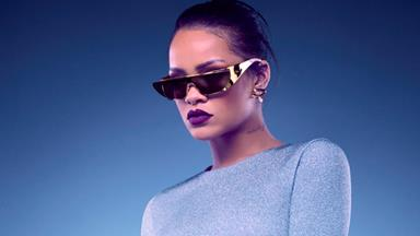 Rihanna Turns Designer for Dior