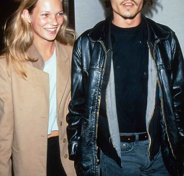 Johnny Depp Dating History