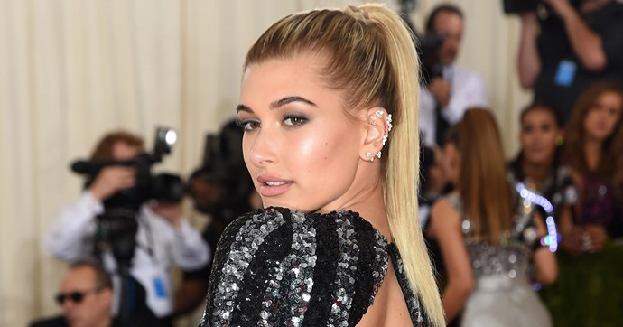 ponytail facelift hailey baldwin