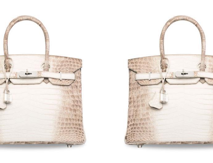 Most Expensive Handbag Ever Sold