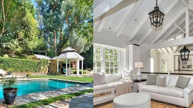 A Closer Look at Adele's Beverly Hills Mansion