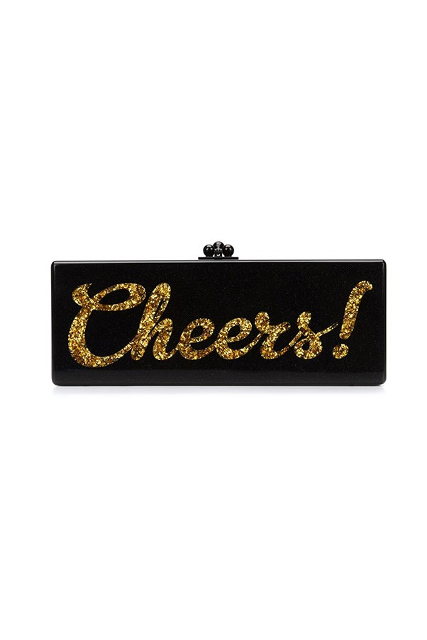 """<strong>2. An evening clutch</strong> <br><br> 'Flavia' cheers! clutch by Edie Parker, $2,744.66, <a href=""""http://www.farfetch.com/au/shopping/women/edie-parker--flavia-cheers-clutch-item-11237561.aspx?storeid=9187&keeprank=1&from=listing&ffref=lp_pic_20_1_"""">Farfetch</a>"""