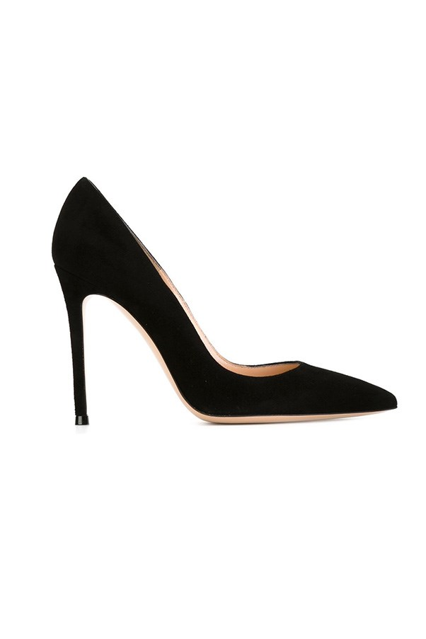 """<strong>8. A black pump</strong> <br><br> 'Gianvito' pumps by Gianvito Rossi, $702, <a href=""""http://www.farfetch.com/au/shopping/women/gianvito-rossi--gianvito-pumps-item-11394893.aspx?storeid=9017&from=1&rnkdmnly=1&ffref=lp_pic_30_2_"""">Farfetch</a>"""