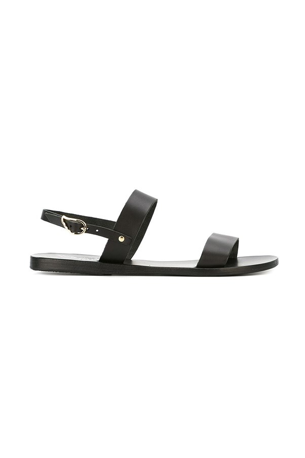 """<strong>14. A perfect everyday sandal</strong> <br><br> 'Clio' sandals by Ancient Greek Sandals, $180, <a href=""""http://www.farfetch.com/au/shopping/women/ancient-greek-sandals--clio-sandals-item-11458711.aspx?storeid=9444&from=1&ffref=lp_pic_2_4_"""">Farfetch</a>"""