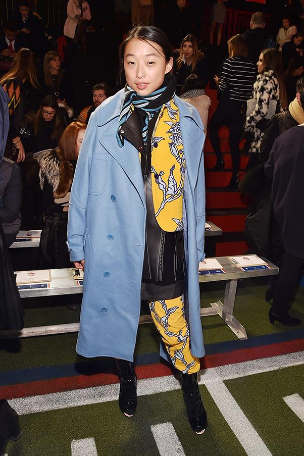 <strong>20. A silk scarf</strong> <br><br> Margaret Zhang