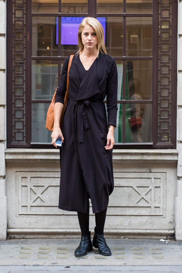 <strong>33. A wrap dress</strong>