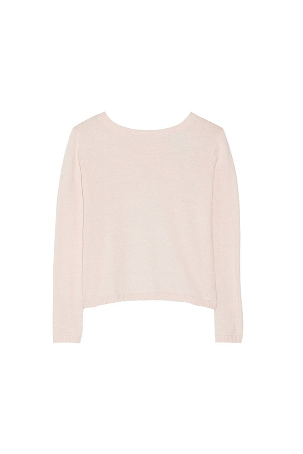 """<strong>46. A cashmere sweater</strong> <br><br> Manhattan cotton and cashmere-blend sweater by Banjo & Matilda, $173, <a href=""""https://www.theoutnet.com/en-AU/product/Banjo-and-Matilda/Manhattan-cotton-and-cashmere-blend-sweater/511157"""">The Outnet</a>"""