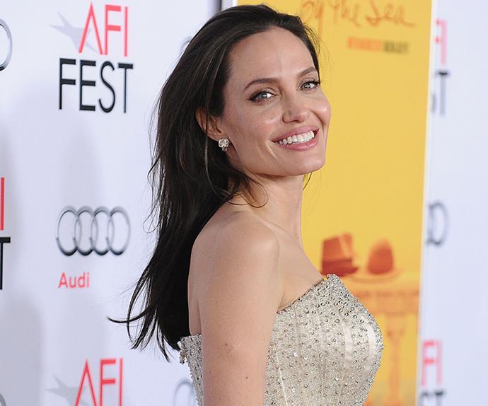 Angelina Jolie style evolution
