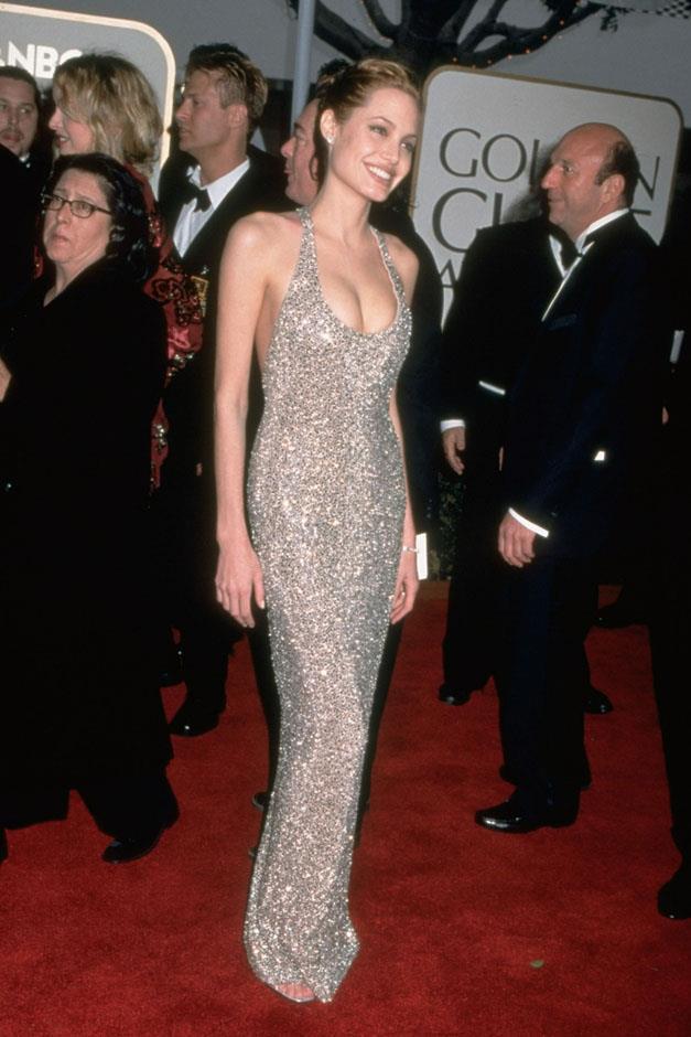 <strong>1999</strong> <br><br> In Randolph Duke at the Golden Globe Awards.