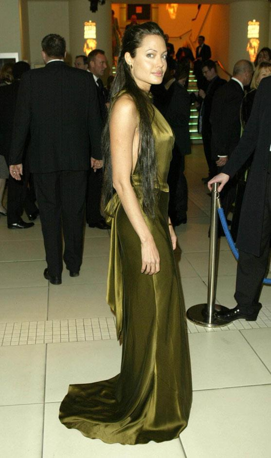 <strong>2003</strong> <br><br> In Colette Dinigan at the BAFTA Awards.