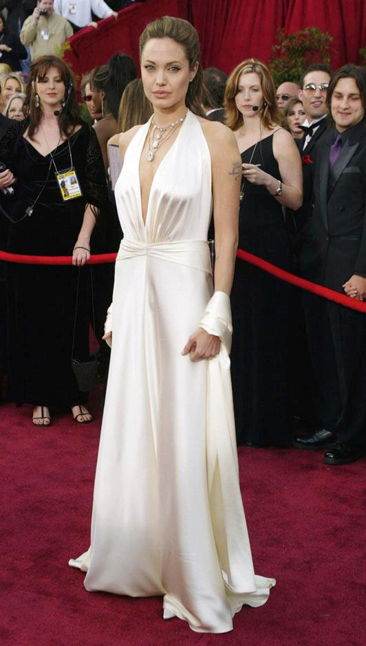 <strong>2004</strong> <br><br> In Mark Bower at the Academy Awards.
