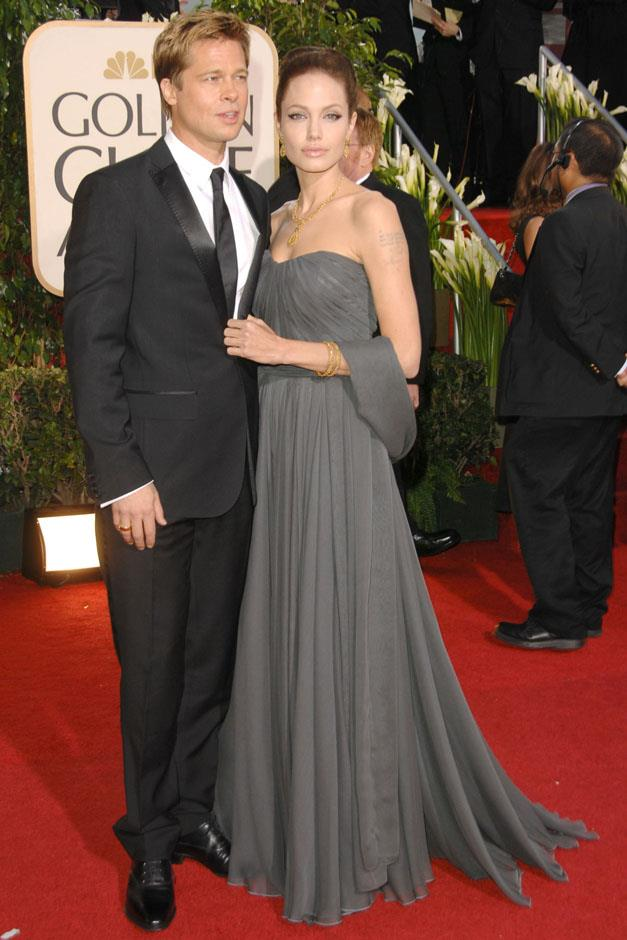 <strong>2007</strong> <br><br> In St. John at the Golden Globe Awards.