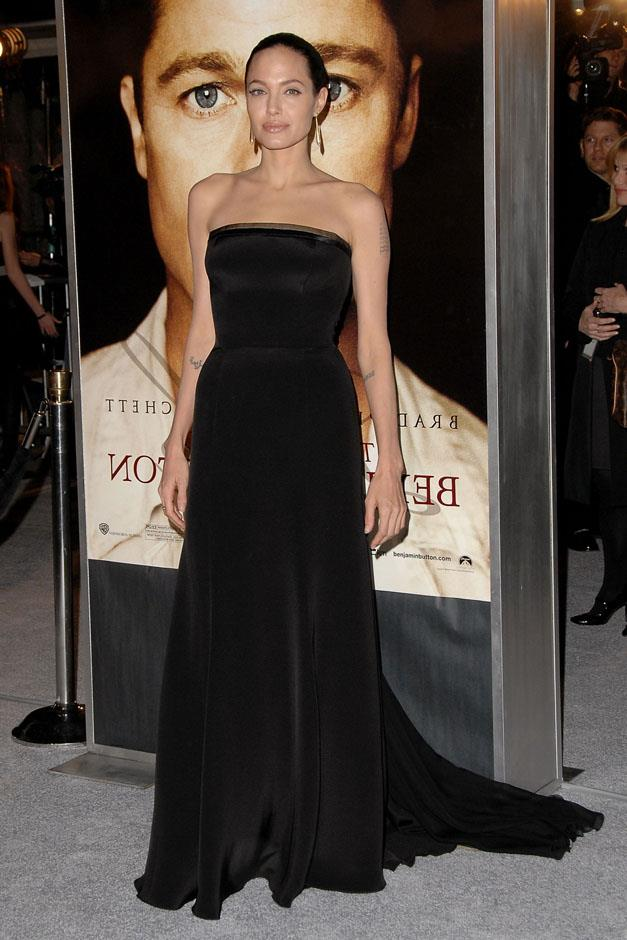 <strong>2008</strong> <br><br> <em>The Curious Case of Benjamin Button</em> Los Angeles premiere.