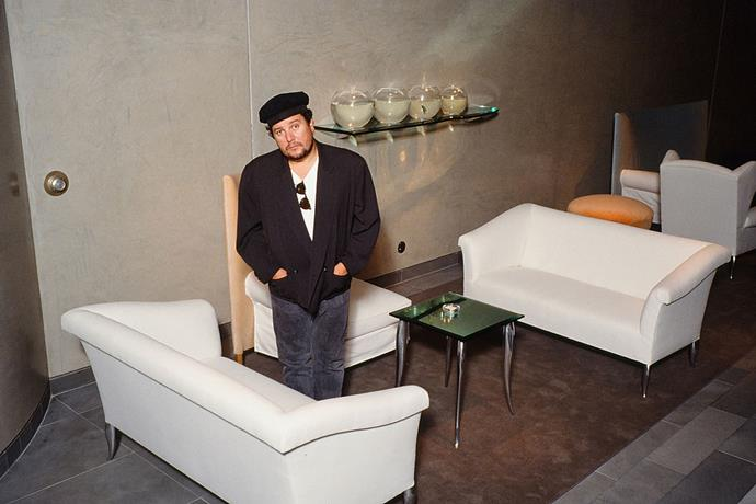 <strong>1988</strong> <br><br> The design world is in love with Philippe Starck — this is the year he brought his signature streamlined approach to the Royalton in New York.