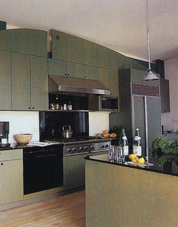 <strong>1992</strong> <br><br> The decade also sees a return to earth tones. Though we think of Hunter green, softer greens were also a popular choice.