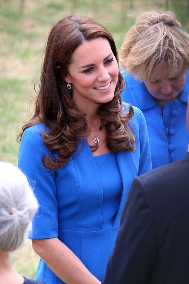 <strong>August 5, 2014</strong> <br><br> She wore it again to the Tower of London for an event.
