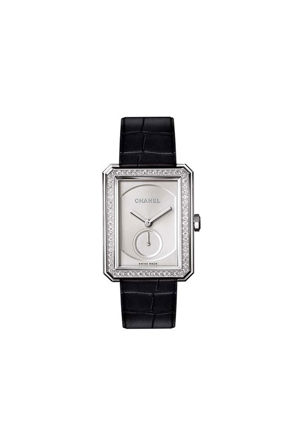 """<strong>27. A watch</strong><br><br> 'Boy-friend' large size watch by Chanel, price on application, <a href=""""http://www.chanel.com/en_AU/Watches/boy-friend/boyfriend-large-size_H4472"""">Chanel</a>"""