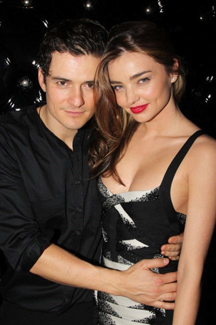 <strong>Orlando Bloom and Miranda Kerr</strong> <br><br> Their looks gave us #couplegoals, but their breakup certainly didn't.
