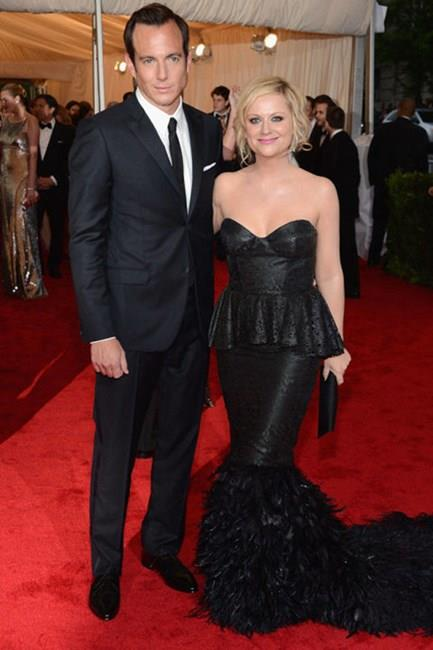 <strong>Will Arnett and Amy Poehler</strong> <br><br> They were SO funny together, but we're sure the breakup wasn't. Will and Amy were together for 11 years.