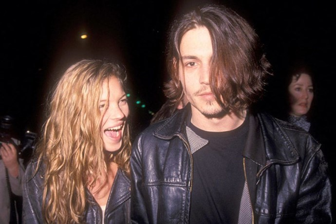 <strong>Johnny Depp and Kate Moss</strong> <br><br> And just when you thought it had come back to life, it died again.