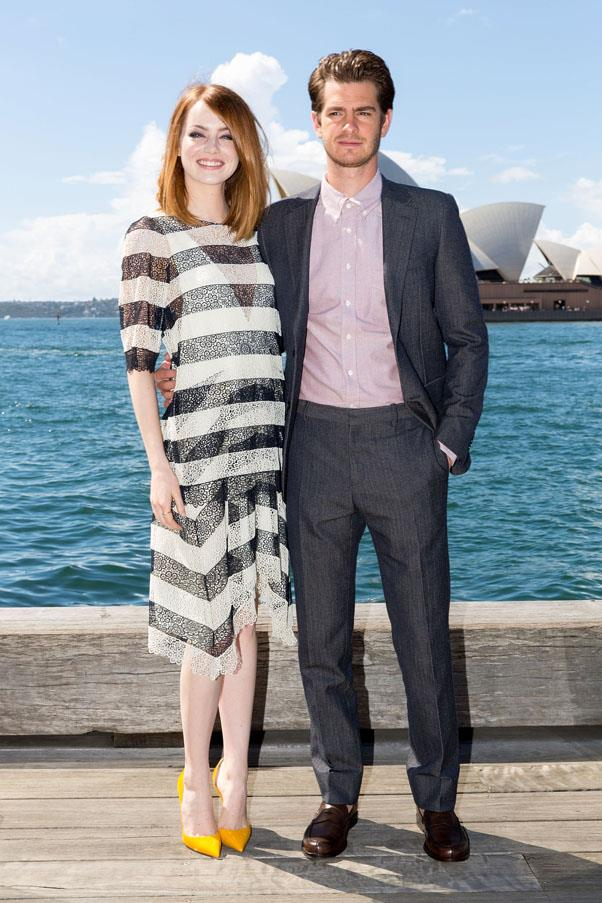 <strong>Andrew Garfield and Emma Stone</strong> <br><br> This was the worst one yet and we're still not over it. We can't even discuss.