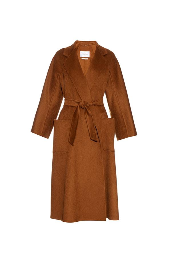 """<strong>50. A classic winter coat</strong><br><br> 'Labbro' coat by Max Mara, $6,973, <a href=""""http://www.matchesfashion.com/au/products/Max-Mara-Labbro-coat--1068002"""">Matches Fashion</a>"""