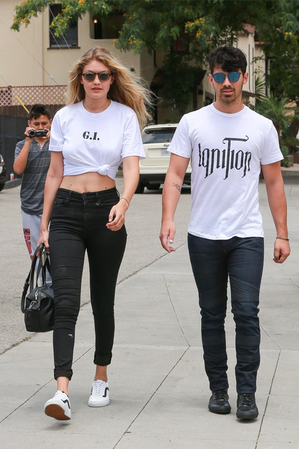 <strong>The G.I. Joe couple shirt</strong>