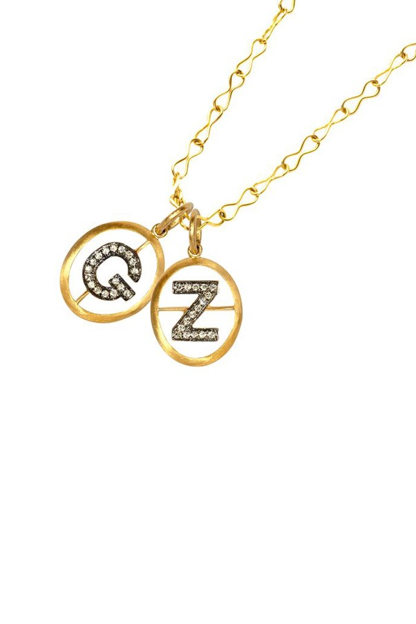 <strong>Annoushka Ducas matching G and Z pendant</strong>