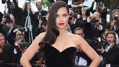 Adriana Lima Has Her Sights Set On An Acting Career