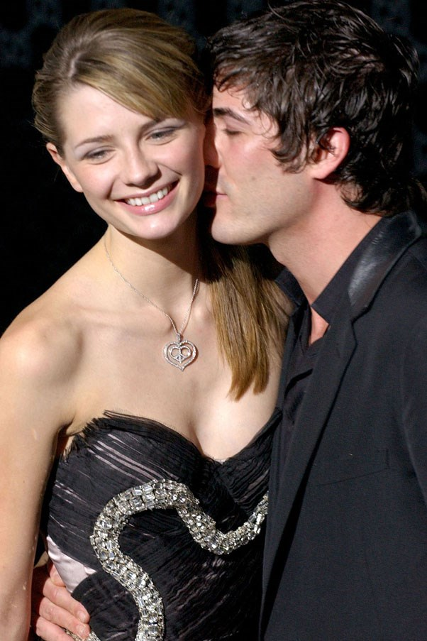 <strong>Mischa Barton and Brandon Davis</strong> <br><br> This duo dated for a year after meeting at a charity event.