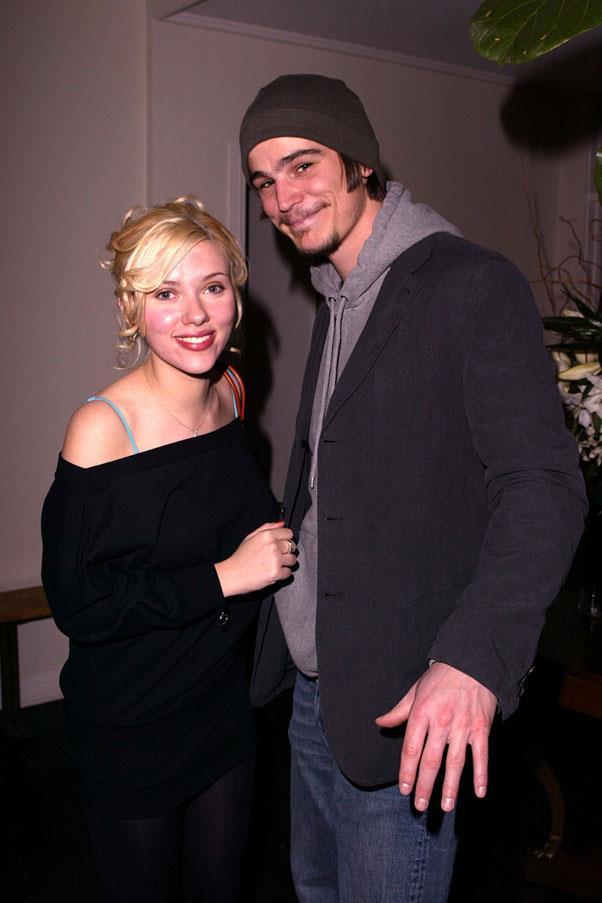 <strong>Scarlett Johansson and Josh Hartnett</strong> <br><br> They met on the set of <em>Black Dahlia</em>, but split in 2006.