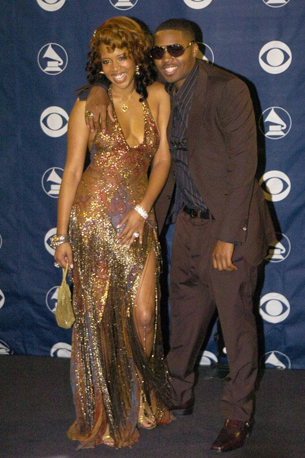<strong>Kelis and Nas</strong> <br><br> This was one of our favourite hip-hop duos, but it wasn't meant to be. After seven years together, four of which they were married, Kelis filed for divorce when she was seven months pregnant.