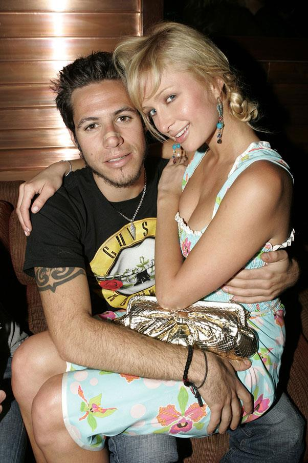 <strong>Paris Hilton and Paris Latsis</strong> <br><br> Paris x 2 were engaged after five months of dating, but it wasn't meant to be.