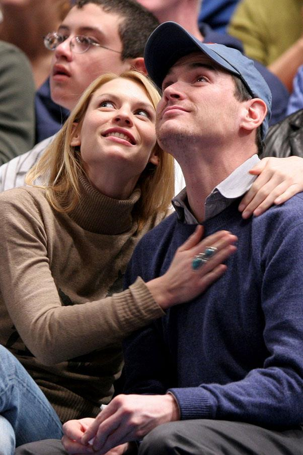 <strong>Claire Danes and Billy Crudup</strong> <br><br> This romance was filled with drama. Billy walked out on his seven-month pregnant partner Mary-Louise Parker in 2003 for Claire, and they lasted four years.