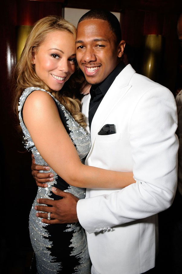 <strong>Maria Carey and Nick Cannon</strong> <br><br> After a quick marriage, they split in 2008.
