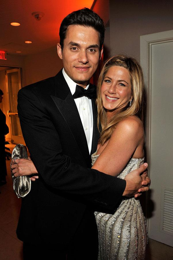 <strong>John Mayer and Jennifer Aniston</strong> <br><br> They split first in 2008, got back together, and then split up again. Right now, we reckon Jennifer is SO much better off.