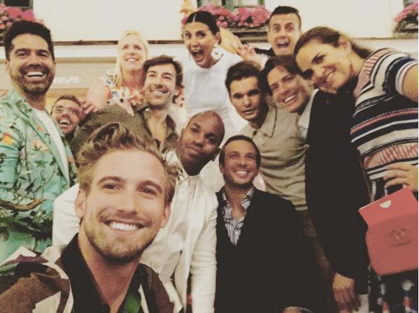 "Instagram: <a href=""https://www.instagram.com/p/BGdNsCQqbhK/"">@robertofaraonemennella</a>"