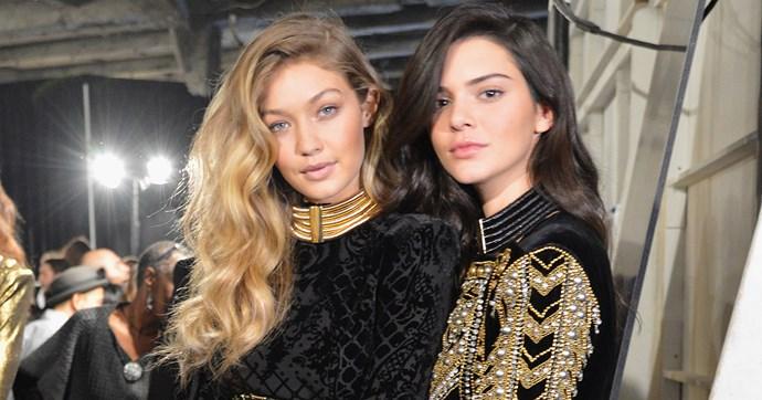Supermodel Stephanie Seymour on Gigi Hadid and Kendall Jenner