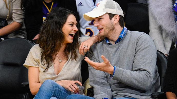Mila Kunis Is Expecting Her Second Child with Ashton Kutcher