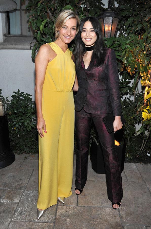 Nicola Maramotti and Jessica Gomes