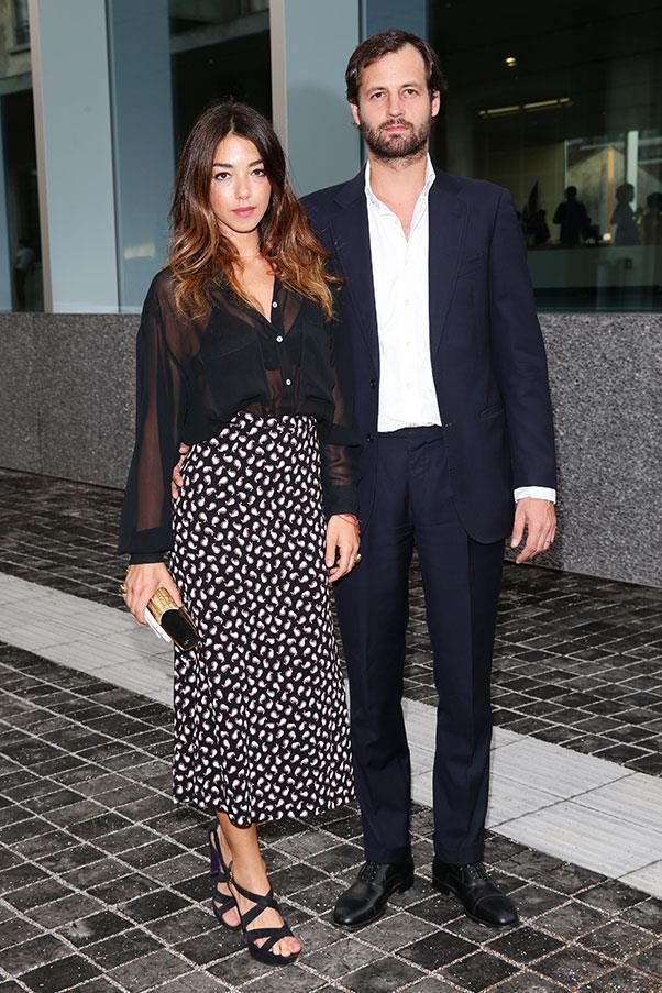 Valentina Scambia and Federico Floriani